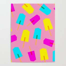 Ice Lollies 05 Poster