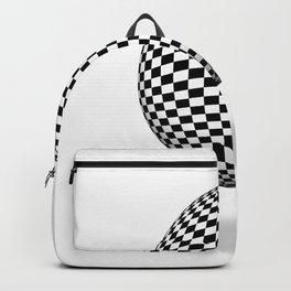 Egg Checkered Backpack