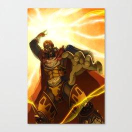 Zelda: Ganondorf Canvas Print