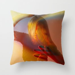Mystery has it's own Mysteries Throw Pillow