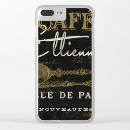 La Cuisine II Clear iPhone Case