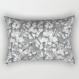 c'mon the bugs Rectangular Pillow