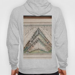 Vintage Print - Comparative Lengths of Principal Rivers and Heights of Principal Mountains (1832) Hoody