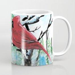 Cardinals II Coffee Mug