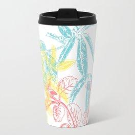 Ikebana - 生け花 Travel Mug