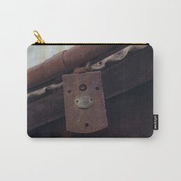 Rusted Lock - Williams, CA Carry-All Pouch