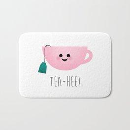 Tea-Hee Bath Mat