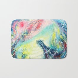 Getting Back To Where I've Never Been (Coeurd'aleuer) Bath Mat