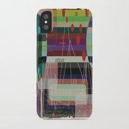 Casette Music 1981 iPhone Case