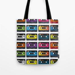 Vintage audio tape Tote Bag