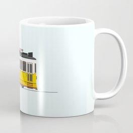 Lisbon 28 Tram Coffee Mug