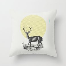Taking Watch Throw Pillow