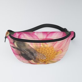 Bee Loved Dahlia Fanny Pack
