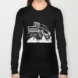57 Gasser REV-3 BLACK Long Sleeve T-shirt