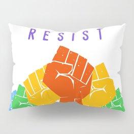 Resist (Pride) Pillow Sham