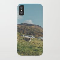 iceland iPhone & iPod Cases featuring Iceland by Chelle Wootten