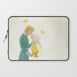 Nikolai and Alina Laptop Sleeve