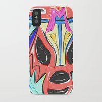 mexico iPhone & iPod Cases featuring MEXICO by MANDIATO ART & T-SHIRTS