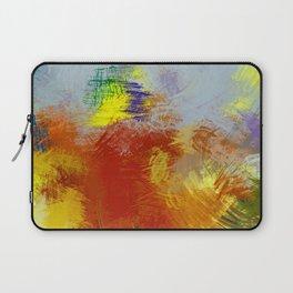 """Barche tra i cespugli"" Digital Art 2014 Laptop Sleeve"