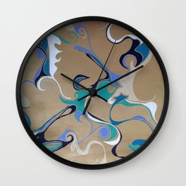 Design Element Wall Clock