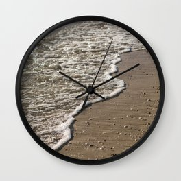 Roll Tide III Wall Clock