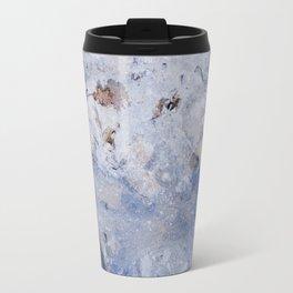 frozen lakes II Travel Mug