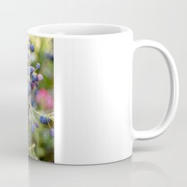 Blue Berries in Monet's Garden  Coffee Mug