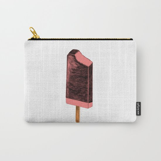 Keep Cool  (strawberry) Carry-All Pouch