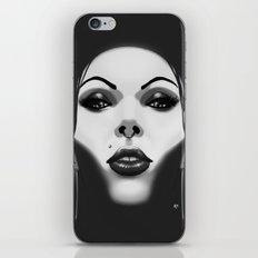 Smokeyes iPhone & iPod Skin