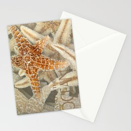 Living in the Ocean Stationery Cards