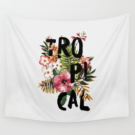Tropical I Wall Tapestry