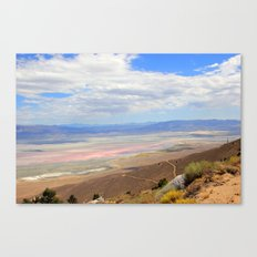 Expansus Canvas Print