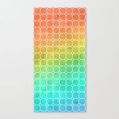 Rainbow Pattern #1 Canvas Print
