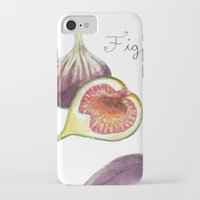 calendar iPhone & iPod Cases featuring Calendar July-Dec by Brooke Weeber