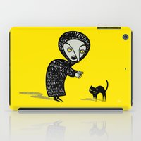 witch iPad Cases featuring Witch by Viva la!