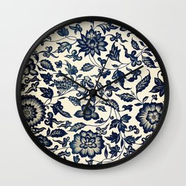 Examples of Chinese Ornament XXVI Wall Clock