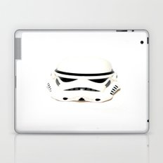 Lonely Stormtrooper Helmet Laptop & iPad Skin