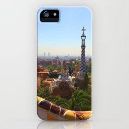 Gaudí iPhone Case
