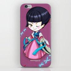Chibi_corea iPhone & iPod Skin