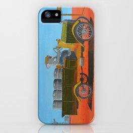 Aussie Beer Truck iPhone Case
