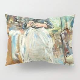 In the Dining Room - Digital Remastered Edition Pillow Sham