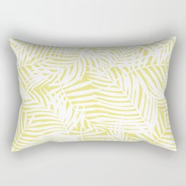 Bright Tropical Island Limelight Rectangular Pillow
