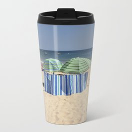 Twin Umbrella's and the Sun! Travel Mug