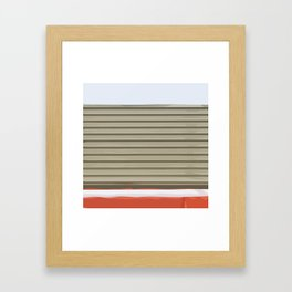 Abstractions - Series Framed Art Print