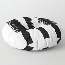 Mascara Floor Pillow
