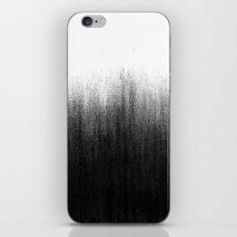 Charcoal Ombré iPhone Skin