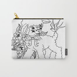 Wholesome Lamb Carry-All Pouch