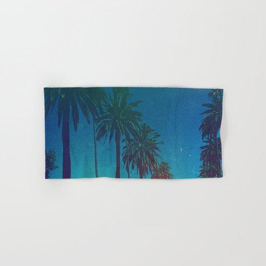 Los Angeles. Hand & Bath Towel