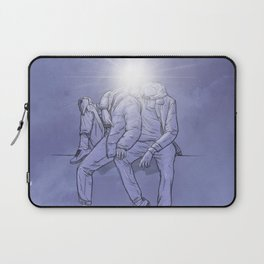 thee Enlightened: Chapter 4 - Love / Connection Laptop Sleeve
