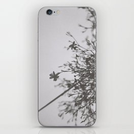 small blooms iPhone Skin